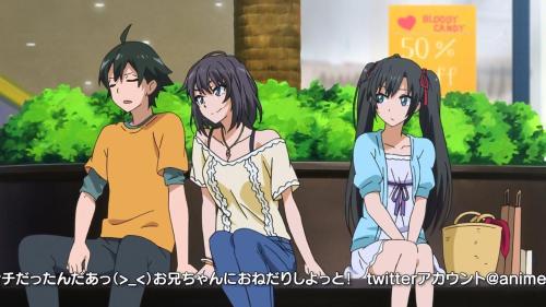[Zero-Raws] Yahari Ore no Seishun Love Come wa Machigatteiru - 06 (TBS 1280x720 x264 AAC).mp4_snapshot_12.41_[2013.05.11_01.32.22]