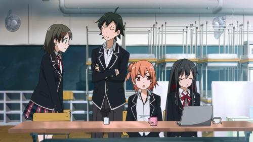 [Zero-Raws] Yahari Ore no Seishun Love Come wa Machigatteiru - 13 END (TBS 1280x720 x264 AAC).mp4_snapshot_05.10_[2013.06.29_14.58.06]